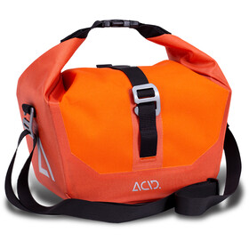 Cube ACID Travler Front 6 FILink Torba na bagażnik, czerwony/pomarańczowy